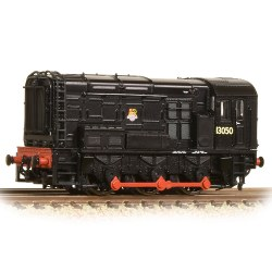 Class 08 13050 BR Black Early Emblem