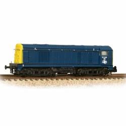 Class 20 20048 BR Blue Cabside Double Arrow Indicator Discs