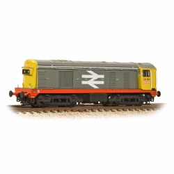 Class 20 20156 BR Railfreight Red Stripe