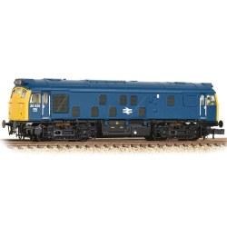 Class 25/2 25225 BR Blue