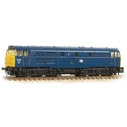 Class 31 31131 BR Blue