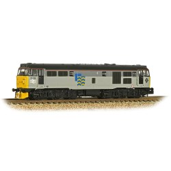 Class 31/1 (Refurbished) 31319 Railfreight Petroleum