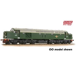 Class 40 Disc Headcode D248 BR Green (Late Crest) - Sound Fitted