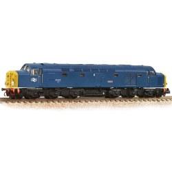 Class 40 Disc Headcode 40012 'Aureol' BR Blue