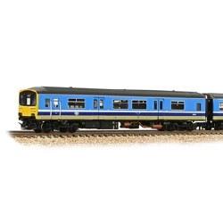 Class 150/1 2-Car DMU 150135 BR Provincial (Original)