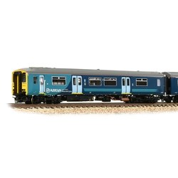 Class 150/2 2-Car DMU 150236 Arriva Trains Wales (Revised) - Sound Fitted