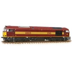 Class 60 60035 EWS