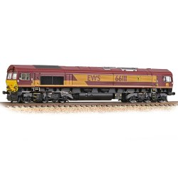 Class 66 66111 EWS