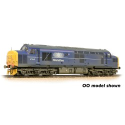 Class 37/0 Centre Headcode 37242 Mainline Freight - Weathered