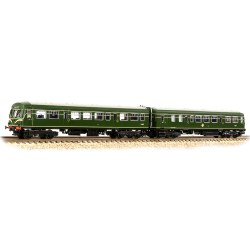 Class 101 2-Car DMU BR Green (Speed Whiskers)