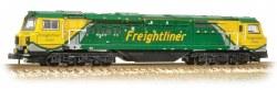Class 70 PowerHaul 70006 Freightliner