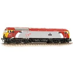 "Class 57/3 57306 ""Jeff Tracy"" Virgin"