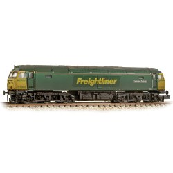 "Class 57/0 57008 ""Freightliner Explorer"" Freightliner Weathered"