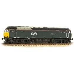 Class 57/6 57603 'Tintagel Castle' GWR