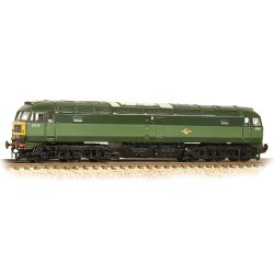 Class 47/0 D1779 BR Green