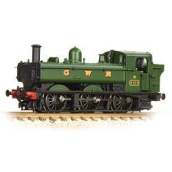 Class 64xx Pannier Tank 6424 GWR Green