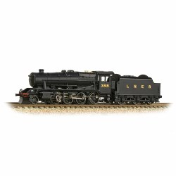 LNER Class O6 (8F) 2-8-0 3506 LNER Black