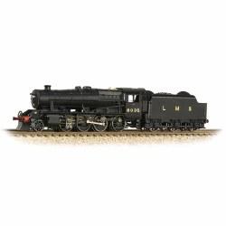 LMS Stanier Class 8F 2-8-0 8035 LMS Black