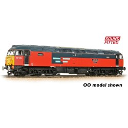 Class 47/7 47745 'Royal London Society For The Blind' Rail Express Systems - Sound Fitted