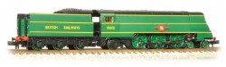 Merchant Navy Class 35021 New Zealand Line BR Malachite