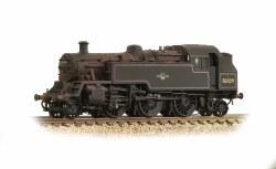 BR Standard Class 3MT Tank 82029 BR Black L/C Weathered