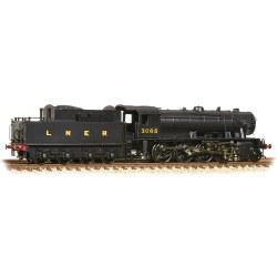 WD Austerity Class 2-8-0 3085 LNER Black