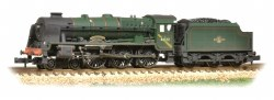 Rebuilt Royal Scot 46122 Royal Ulster Rifleman BR Green L/C Heavy Weathered