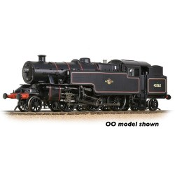 LMS Fairburn Tank 42062 BR Lined Black (Late Crest)