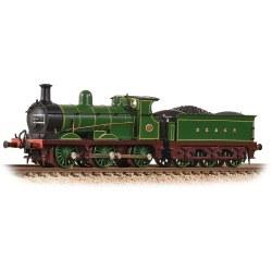 C Class 0-6-0 271 SECR Plain Green