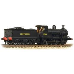 C Class 0-6-0 1294 Southern Railway Black
