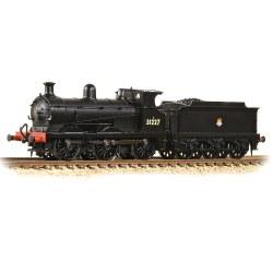 C Class 0-6-0 31227 BR Black Early Emblem