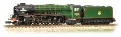 Class A1 60163 Tornado BR Lined Brunswick Green