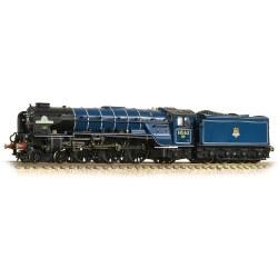 Class A1 60163 Tornado BR Express Blue