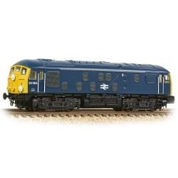 Class 24/0 24064 BR Blue