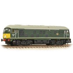 Class 24/0 D5100 BR Green (Small Yellow Panels)