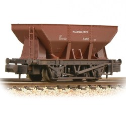 24T Iron Ore Hopper BR Bauxite (Early) - Weathered