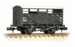 8 Ton Cattle Wagon GWR Dark Grey