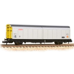 46T VGA Sliding Wall Van BR Railfreight Distribution