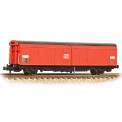 46T RBA Sliding Wall Van DB Cargo