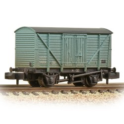 BR 10T Insulated Van BR Ice Blue - Weathered