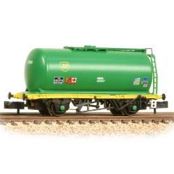 45 Tonne glw TTA Tank Wagon 'BP' Green