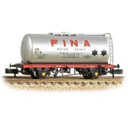 BR 45T TTA Tank Wagon 'Fina' Silver
