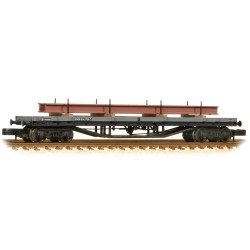 30T Bogie Bolster C BR Grey (Early) - Includes Wagon Load