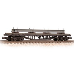 30T Bogie Bolster C BR Bauxite (Late) - Weathered