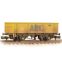46T POA Mineral Wagon 'Tiger' Weathered