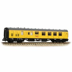 BR Mk1 BCK Brake Composite Corridor Network Rail Yellow