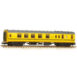 BR Mk1 BSK Brake Second Corridor Departmental Yellow
