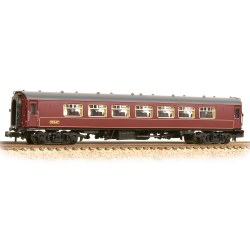 BR Mk1 SP Pullman Second Parlour Car '99347' WCRC