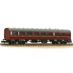 BR Mk1 57ft 'Suburban' BS Brake Second BR Maroon