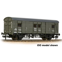 SR CCT Covered Carriage Truck BR Departmental Olive Green